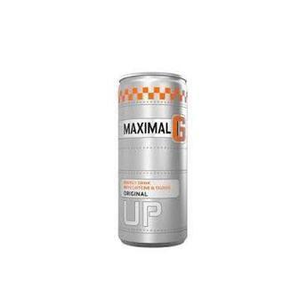 Напій енергетичний б/а Без цукру Maximal  Original Up 0.25 л