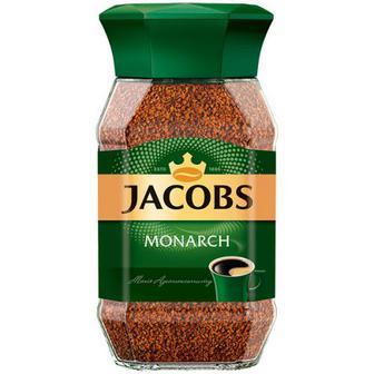 Кава Jacobs Monarch розчинна 95г