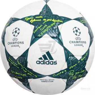 Футбольний м'яч Adidas AW1617 р. 5 AP0379