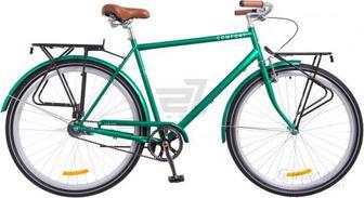 """Велосипед Dorozhnik 22"""" COMFORT MALE 14G зелений OPS-D-28-097"""