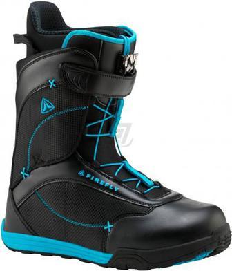 Черевики для сноуборда Firefly A50 SL р. 26,5 270400 чорний із блакитним