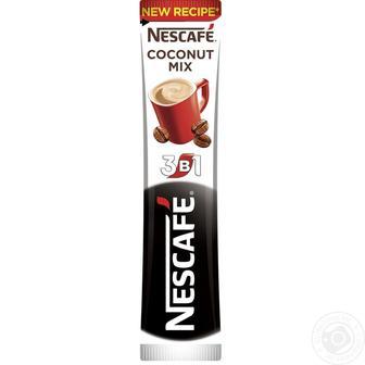 Напій кавовий 3в1 Nescafe 13 г