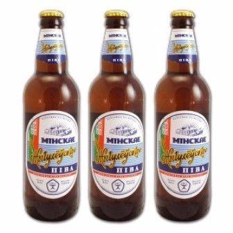 Пиво Жигулівське Мінське 500мл