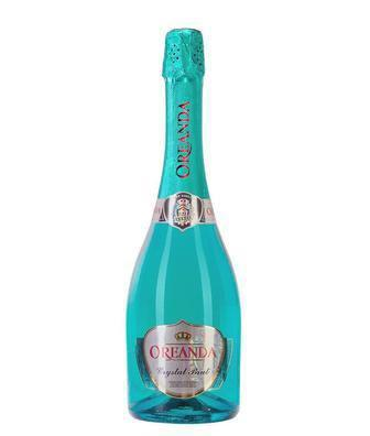 Шампанське Ореанда, Asti Moskato, Crystal Brut Ореанда 0,75л