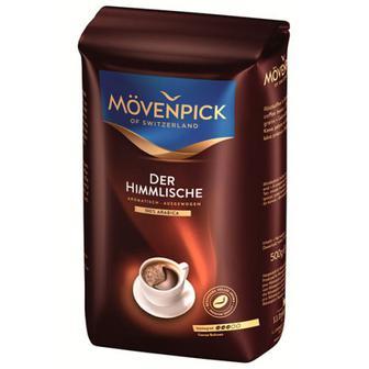 Кава Movenpick класична зерна 500г