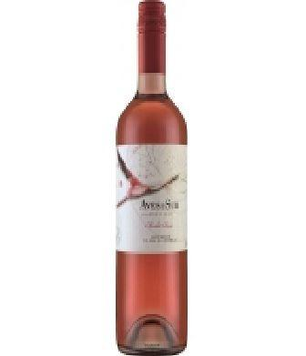 Вино Авес дель Сюр Мерло Роуз рожеве напівсухе 13,00% 0,75 л