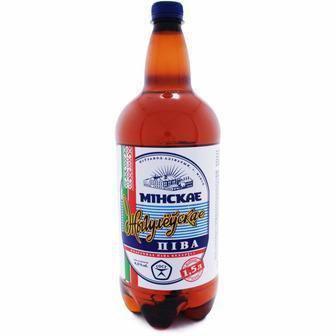 Пиво Мінське Жигулівське 1,5 л