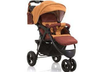 Дитяча коляска прогулянкова Babyhit Voyage Air Brown