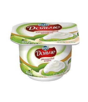 Йогурт 3,2% Дольче 115г