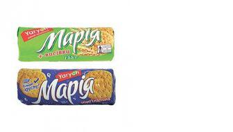 Печенье Мария оригинальное/с отрубями, Yarych, 155г