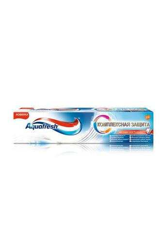 Зубная паста Aquafresh Комплексная защита 100мл