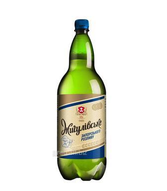 Пиво світле Жигулівське Запорізького розливу Жигулівське 2,5 л