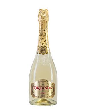 Шампанське біле солодке Oreanda 0,75л