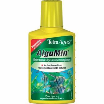 Засіб від водоростей Tetra AlguMin 100ml на 200л