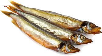 Риба Мойва х/к за 100 гр