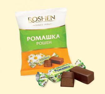 Цукерки Ромашка Рошен 203 г