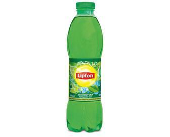 Чай холодний Lipton зелений, 1 л