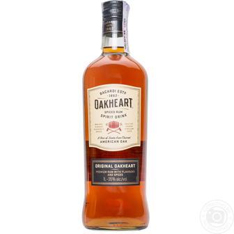 Напій лікеро-горілчаний на основі рому Оакхарт Оріджинал 0,5л