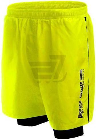 Скидка 50% ▷ Шорти Boxeur Des Rues BXT-1617 р. L жовтий