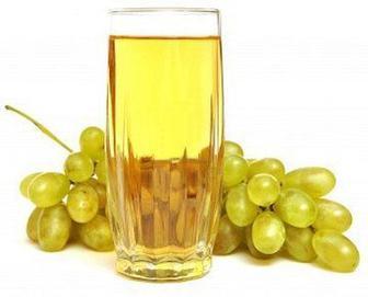 Сок Виноградно-Яблочный осветленный, 1 л, Квітень