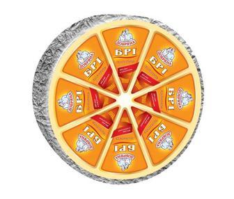 Сыр твердый сычужный Игла Закопанська Mlekovita 500 г