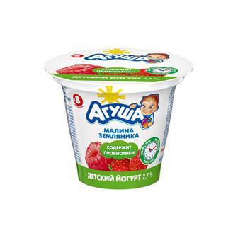 Йогурт Агуша 90 г