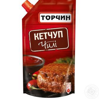 Кетчуп Чілі Торчин 300г