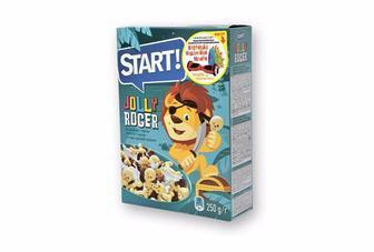 Готовий сніданок Веселий Роджер Start 300 г