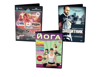 Диски с записью DVD/MP3