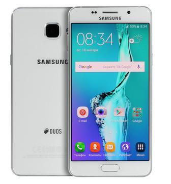 Смартфон Samsung Galaxy A5 2016 A510F White