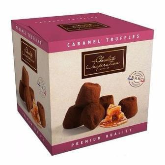 "Трюфелі ""Chocolate Inspiration"" з соленою карамеллю, 200г"