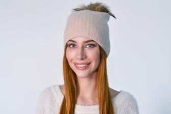 Шапка Жанна LX606