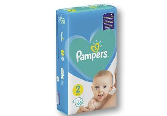 Підгузники Active Baby Mini 2 Pampers 66 шт