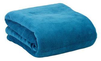 Плед BELLIS фліс 140x200см синій