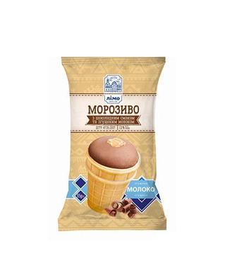 Моризиво шоколадне зі згущеним молоком Лімо 65г