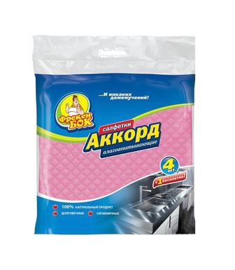 Скидка 33% ▷ Серветка для прибирання Аккорд Фекен Бок