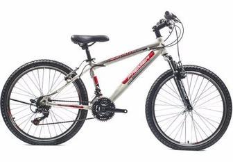"Велосипед Premier XC24 11"" белый с красн-черн-зел-желт"