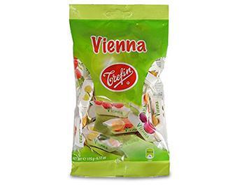 Льодяники «Вієна» зі смаком фруктів, Trefin 175 г