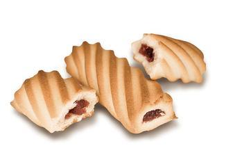 Печиво Супер Моніка, вишня, Деліція, 100г