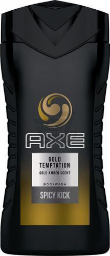Гель для душу AXE Gold temptation 250 мл