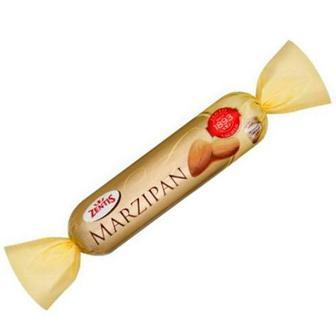 Батончик Марципан в шоколаде Zentis 100г