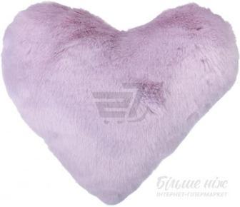 Подушка декоративна Heart 30x40 см рожевий La Nuit