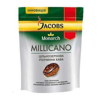 Кава розчинна Millicano Jacobs Monarch 60г