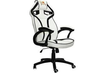 Крісло Barsky Sportdrive Game (white)