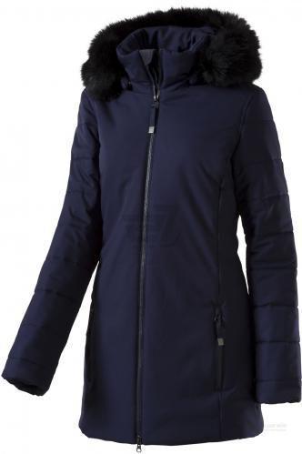 Пальто McKinley Argo wms 280792-519 34 темно-синій