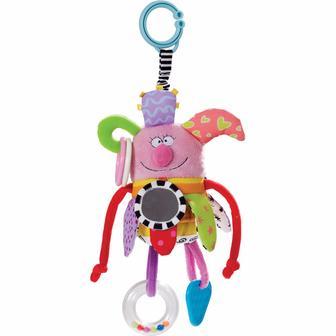 Розвиваюча іграшка-підвіска Дівчинка Кукі Taf toys