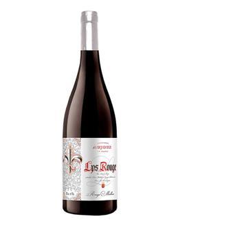 Вино Aujoux Ліс Руж червоне сухе, 0,75 л