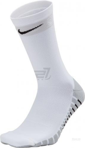 Скидка 30% ▷ Шкарпетки Nike U NK SQUAD CREW SX6831-100 р. L білий
