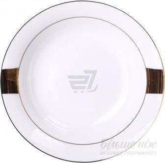 Тарілка супова Grace 19 см Fiora