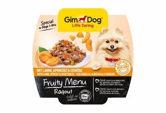 Набір консерв для собак рагу Fruity Menu GimDog 100 г